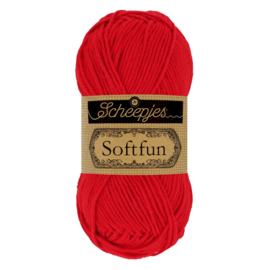 Scheepjes Softfun 2410 Candy Apple