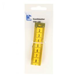 Centimeterlint 150cm geel