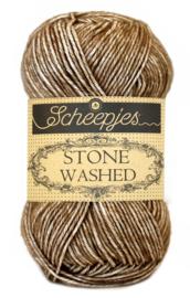 Stone Washed 804 Boulder Opal