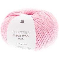 Mega Wool Chunky 017 roze