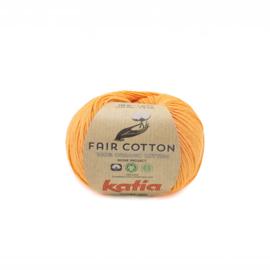 Katia Fair Cotton 43 oranje