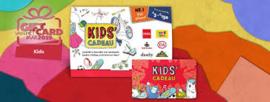 Giftcard kidscadeau