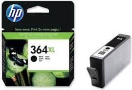 Cartridge HP 364XL zwart