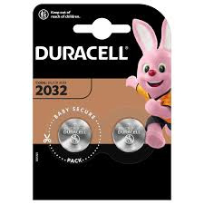 Batterij Duracell 2032