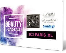 Giftcard Beauty Cadeau