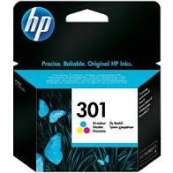 Cartridge HP 301 kleur