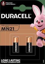 Batterij Duracell MN21