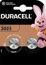 Batterij Duracell 2025