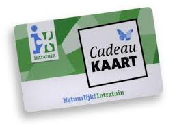 Giftcard Intratuin