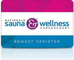 Giftcard Sauna & Welness