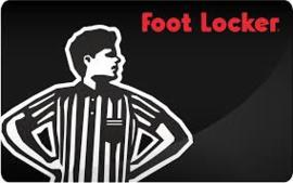 Giftcard Footlocker