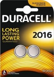 Batterij Duracell 2016