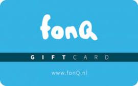 Giftcard  Fonq