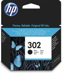 Cartridge HP 302 zwart