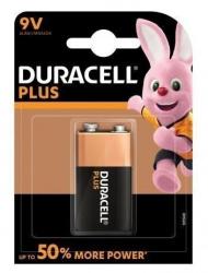 Batterij Duracell 9V