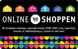 Giftcard Online Shoppen