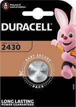 Batterij Duracell 2430