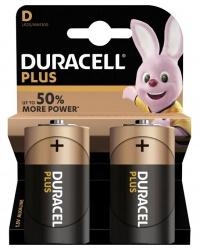 Batterij Duracell D