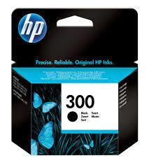 Cartridge HP 300 zwart