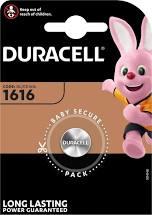 Batterij Duracell 1616