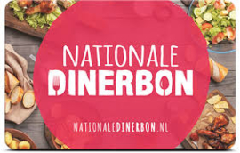 Giftcard Nationale dinerbon
