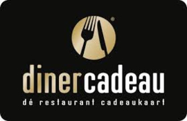 Giftcard Dinercadeau