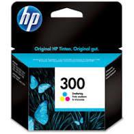 Cartridge HP 300 kleur