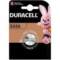 Batterij Duracell 2450