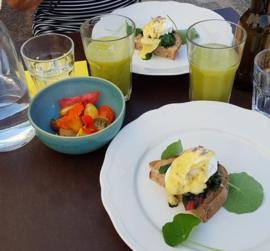 Frohstück 3-gangen-ontbijt 25 juli