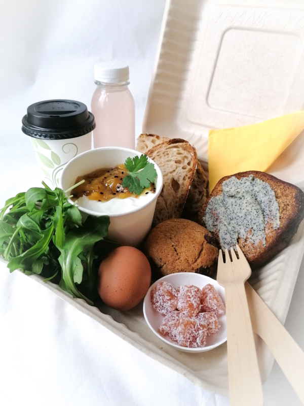 Froh Ontbijtbox voor zondag (standaard of vegan)