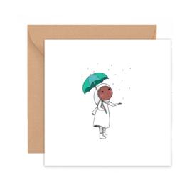 Noor in de regen