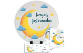 Serviesset first ramadan