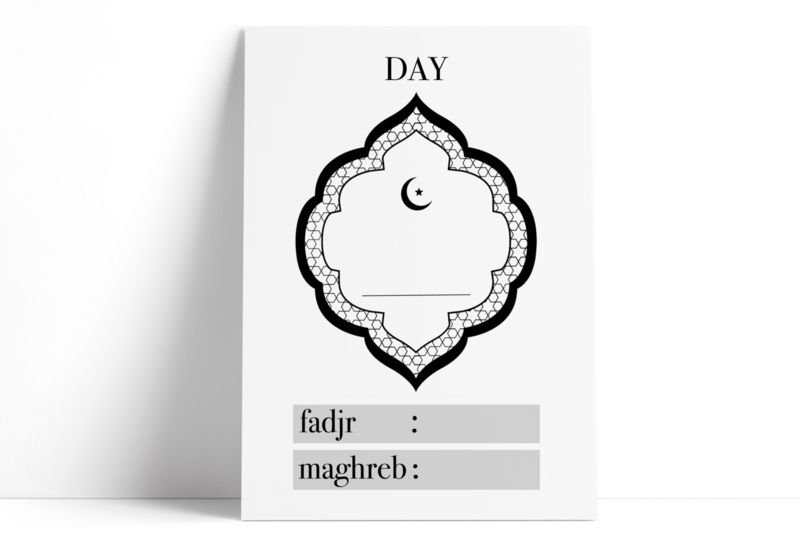 Ramadan tijden