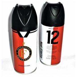 Feyenoord deodorant