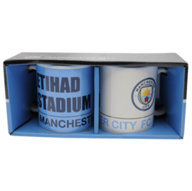 Manchester City mokkenset