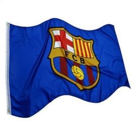 FC Barcelona vlag