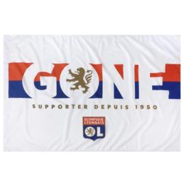 Olympique Lyon vlag