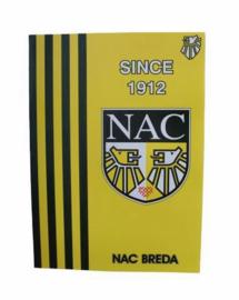 NAC schrift groot