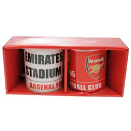 Arsenal mokkenset