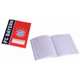 Bayern München huiswerkschrift