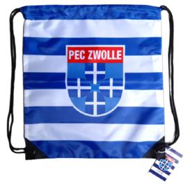 PEC Zwolle gymtas / zwemtas