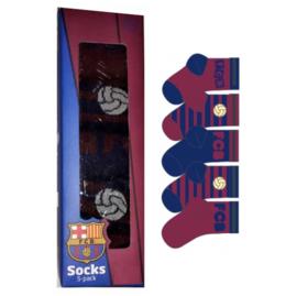 FC Barcelona baby sokjes