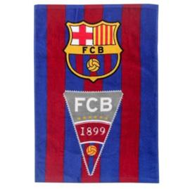 FC Barcelona handdoekje