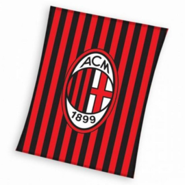 AC Milan plaid / fleecedeken
