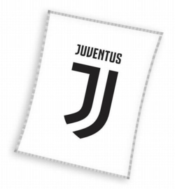 Juventus plaid / fleecedeken
