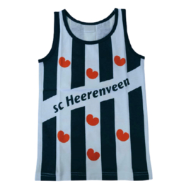 SC Heerenveen singlet / hemd, maat 152