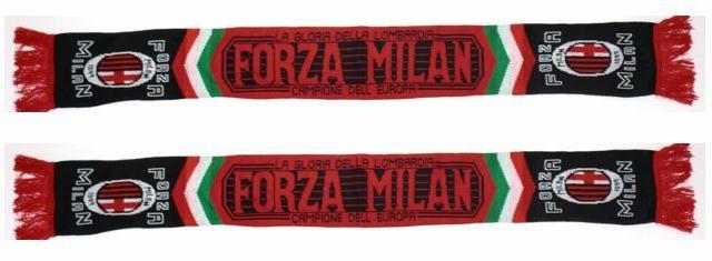 AC Milan sjaal