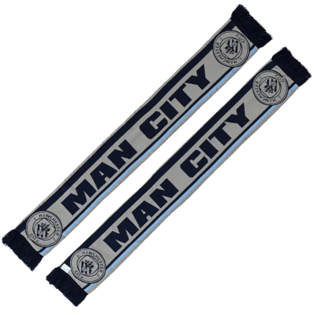 Manchester City sjaal