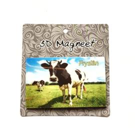 Magneet 3 D Koe