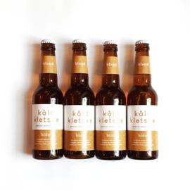 Kald Kletske , Blond , 33 cl , 4 stuks.